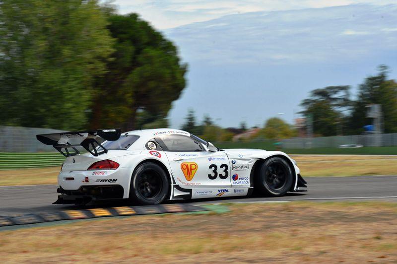 Biagi-Colombo (Roal Motorsport, BMW Z4-GT3 #33)