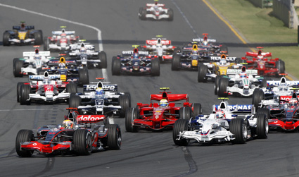 Auto Racing Australia on Australia Auto Racing F1 Gp