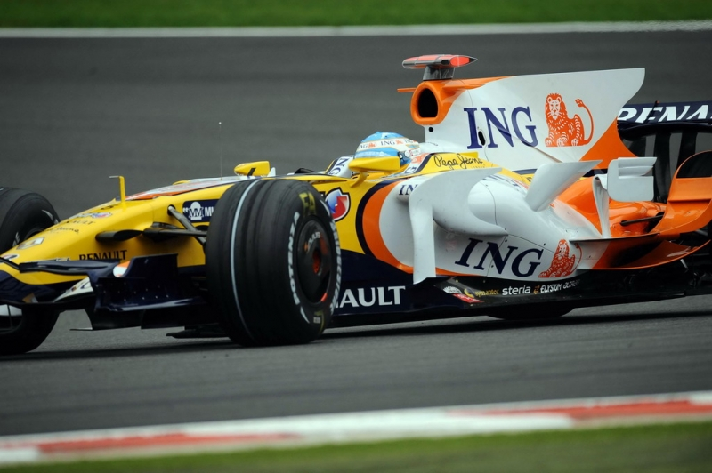 BELGIAN GRAND PRIX F1/2008 -  SPA 06/09/2008