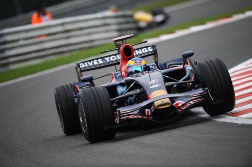 BELGIAN GRAND PRIX F1/2008 -  SPA 05/09/2008