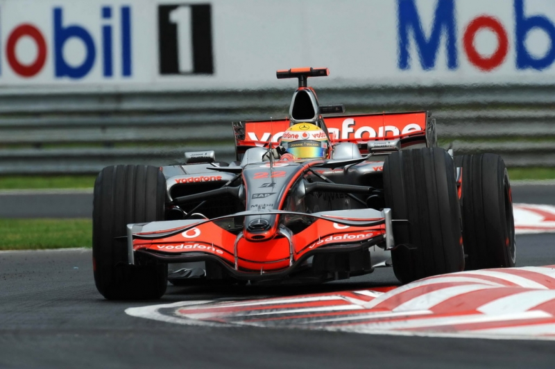 HUNGARIAN GRAND PRIX F1/2008 - BUDAPEST 01/08/2008