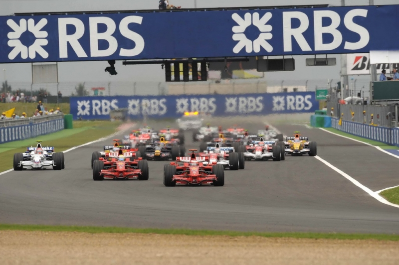 FRENCH GRAND PRIX F1/2008 - MAGNY COURS 22/06/2008