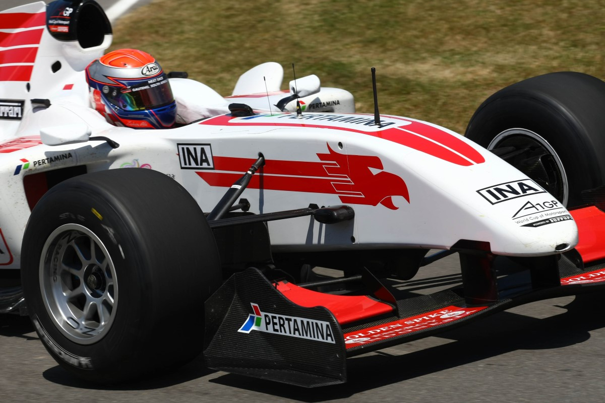 A1GP World Cup of Motorsport 2008/09, Round 4, Taupo