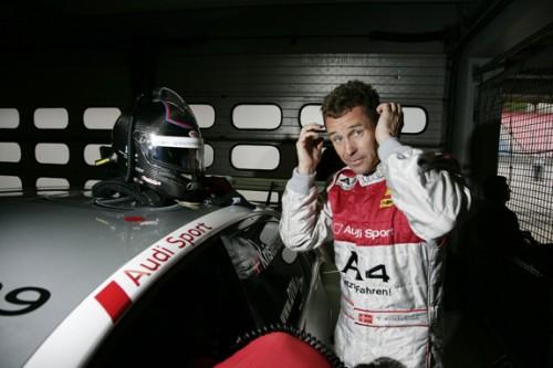Motorsports / DTM: german touring cars championship 2009, tests