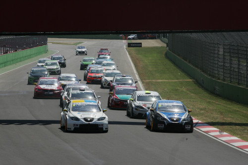 FIA European Touring Car Cup Imola (ITA) 22-24 06 2012