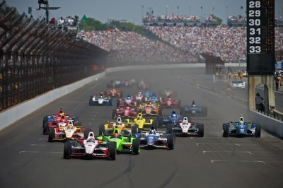 2012 IndyCar Indy 500 Race Priority
