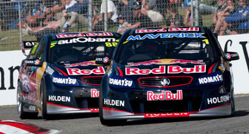 Whincup Lowndes