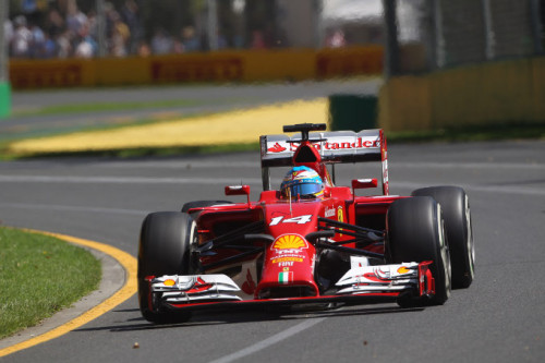 Melbourne FP1_Alonso