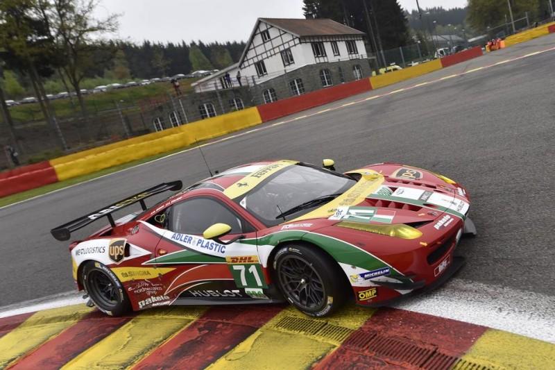 Davide Rigon_Ferrari 458 AFCorse