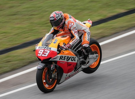 marquez-day2-test-sepang-2013