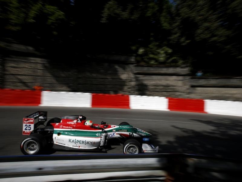 FIA Formula 3 European Championship, round 3, Pau