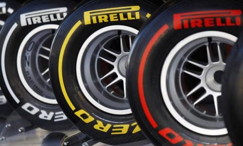I pneumatici della Formula 1